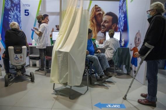 Eerste onderzoek toont 'bemoedigende resultaten' aan van vaccinatiecampagne in Israël