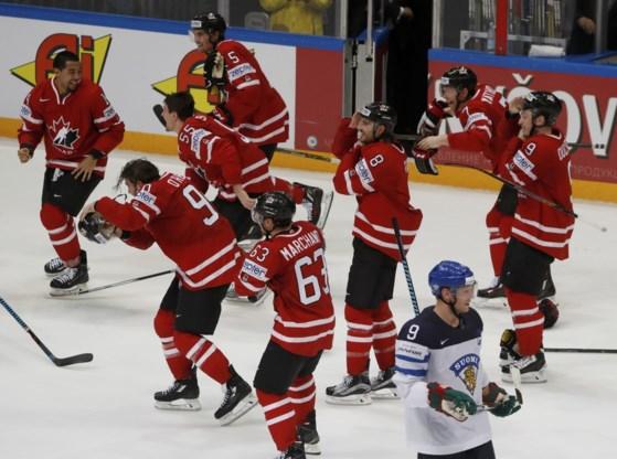WK ijshockey 'om veiligheidsredenen' niet in Wit-Rusland