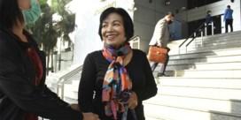 Vrouw moet 43 jaar cel in voor beledigen Thaise koning