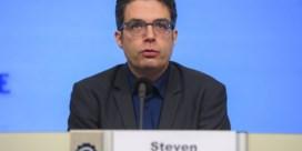 Steven Van Gucht: '2020 een van de dodelijkste jaren sinds de Spaanse griep in 1918'