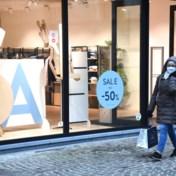 Solden verlengd tot midden februari: 'Handelaars hebben nog heel grote voorraden'