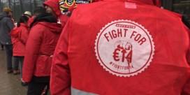 Vakbonden stoppen overleg over 0,4 procent meer loon