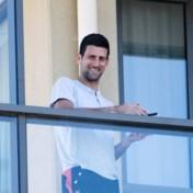 Toptennissers trainen door corona in hotelkamer voor Australian Open