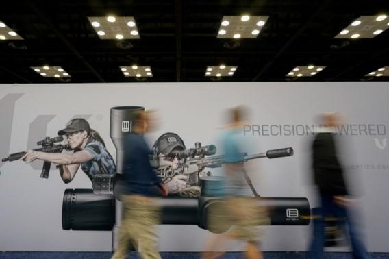 Amerikaanse wapenlobby NRA vraagt faillissement aan om te ontsnappen aan rechtszaak