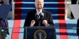 Joe Biden in eerste speech als president: 'We moeten veel herstellen'