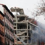 Drie doden na zware ontploffing in Madrid