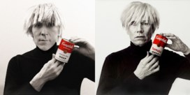Plastic Bertrand weeraan de slag metAndy Warhol