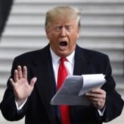 Een terugblik op vier turbulente jaren met president Donald Trump