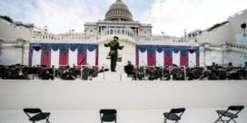 Programma van een afwijkende inauguratiedag: mondkapjes, militairen en stilte