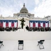 Een afwijkende inauguratiedag: mondkapjes, militairen en stilte