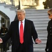 Blog VS | Trump vertrokken uit Witte Huis