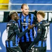 Club Brugge haalt tegen Oostende voor het eerst dit seizoen een achterstand op
