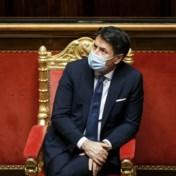 Italiaanse regering Conte blijft nipt overeind