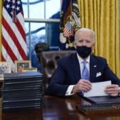 Biden krijgt 'genereuze' brief van Trump, maar heeft geen telefoontje met hem gepland