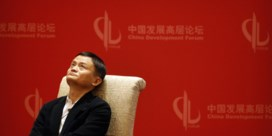 Plots is Jack Ma terug