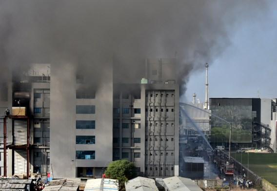 Brand bij grootste vaccinproducent ter wereld: vijf doden