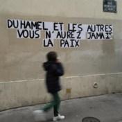 Franse overlevers van incest getuigen massaal op Twitter