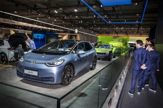 Kortsluiting teistert elektrische start van Volkswagen