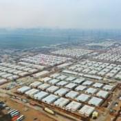 China bouwt quarantainekamp voor 4.000 mensen