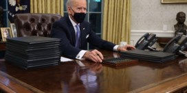 Biden reageert op kritische vraag van journalist: 'Geef me wat tijd, man'