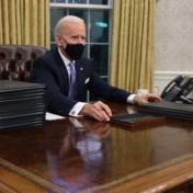 Geïrriteerde Biden reageert op kritische vraag van journalist: 'Laat me met rust, man'