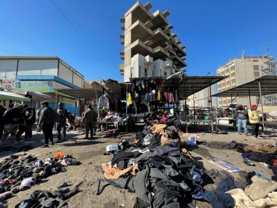 IS eist eerste zelfmoordaanslag in Bagdad in 3 jaar op
