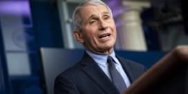 Fauci voelt zich 'bevrijd' sinds aantreden Biden