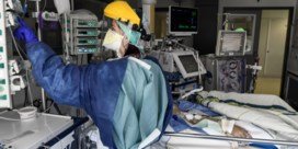 Lichte stijging van gemiddeld aantal ziekenhuisopnames