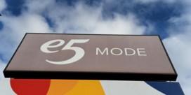 De Sutter schakelt 'rijke Belg' in voor overname E5 Mode