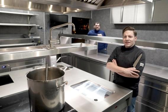 Restaurants plaatsen een keuken (nu ze dicht zijn)