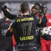 KV Oostende wint verdiend op Antwerp, dat tweede plaats laat liggen