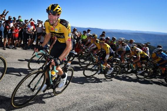 Tom Dumoulin stopt voor onbepaalde tijd met wielrennen