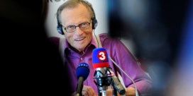 Legendarische CNN-talkshowpresentator Larry King overleden
