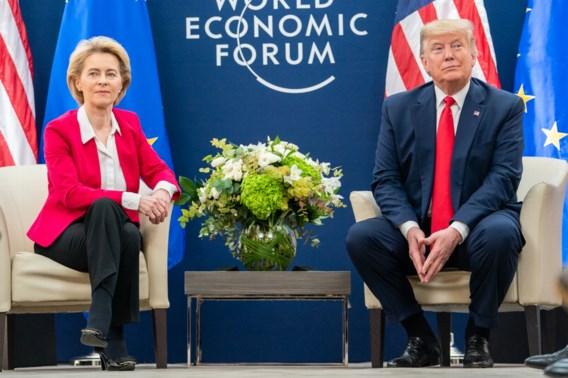 Trump is niet meer welkom in Davos