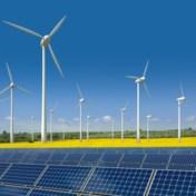 Voor het eerst meer hernieuwbare dan fossiele energie in EU