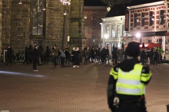 Enschedees ziekenhuis aangevallen door relschoppers, politie in Eindhoven belaagd met messen