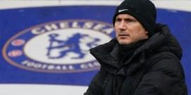 Chelsea zet coach Lampard op straat
