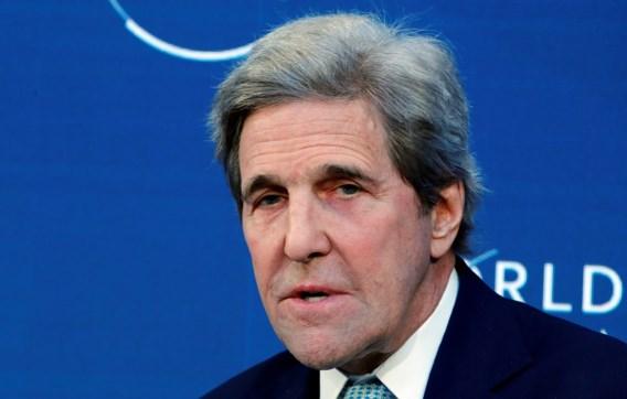 Kerry zet VS weer op voorplan in klimaattop: 'Vier jaar afwezigheid goed te maken'