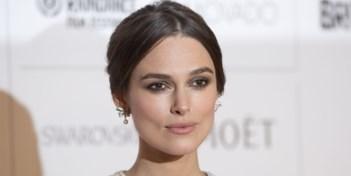 Keira Knightley weigert nog langer naakt te gaan bij mannelijke regisseurs