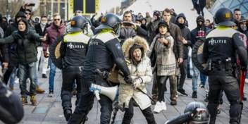 Nederland in verzet tegen avondklok en tien jaar Rutte