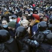 Voor het eerst durven Russen terug te slaan, in naam van Navalni