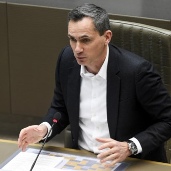 Parys wil zichzelf opvolgen, maar focus blijft op Francken