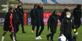 Zwak Anderlecht sleept in slotfase punt weg uit Moeskroen