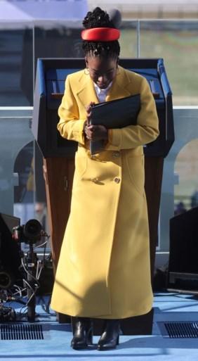 Inauguratiedichteres Amanda Gorman haalt contract bij IMG Models binnen