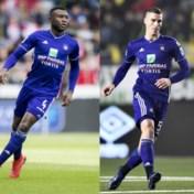 Anderlecht leent leger spelers uit