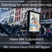 Vrees voor coronaprotest in Turnhout en Maasmechelen nu zaterdag na oproep op sociale media