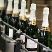 Belg bespaarde amper op champagne