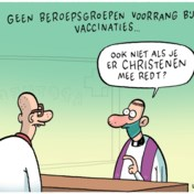 Cartoon van de dag - januari 2021