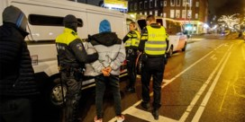 Politie houdt 25 mensen aan in Rotterdam tijdens 'beheersbare avond'