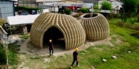 3D-printer bouwt ecologisch huis van klei